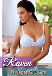 Raven looks sweet, but she's oh so naughty as well. Let her show you.