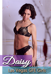 Daisy is toned, fit and ready. Ready to show you an amazing time.